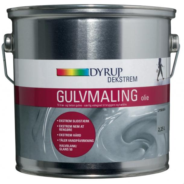 Alkyd gulvmaling