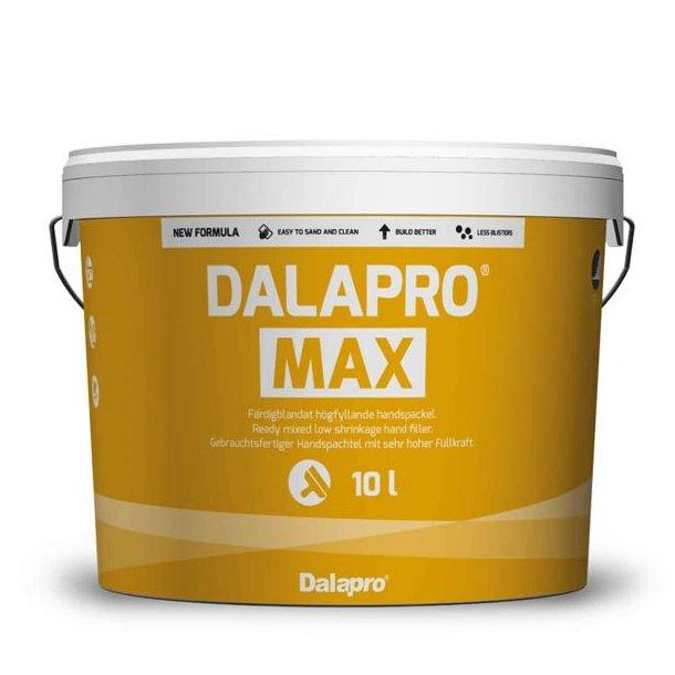 Seriøst Køb DalaPro Sandspartel Max her ✓ Hurtig levering TE81