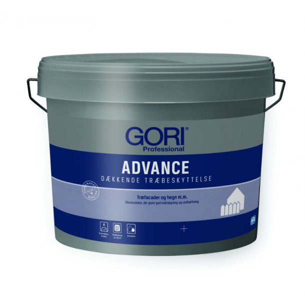 GORI Professional Advance Superdækkende, 2938