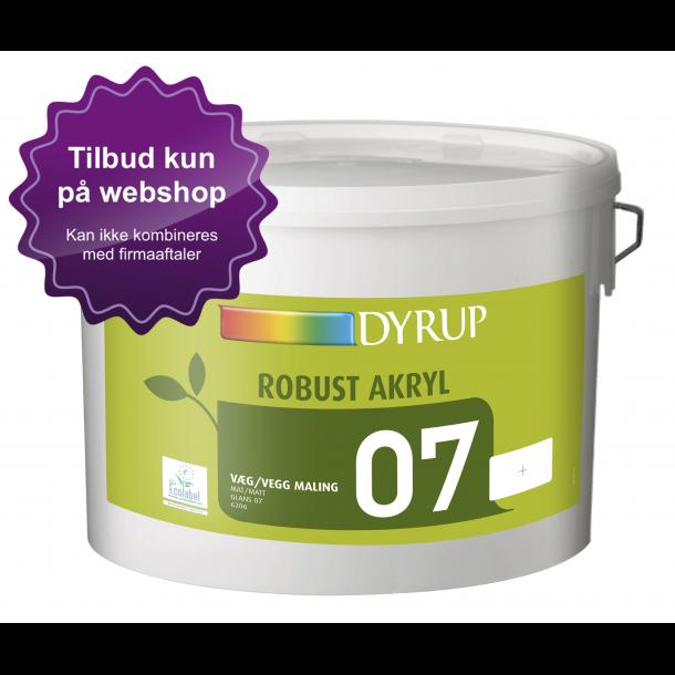 6206 DYRUP Robust Akryl Vægmaling 07