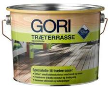 Gori lærketræ terrasse