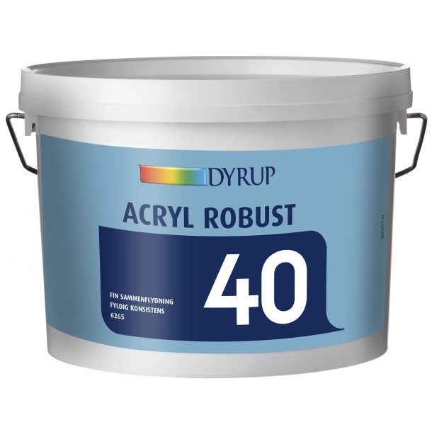 DYRUP Robust Acryl 40