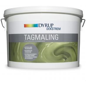 Tagmaling til god pris. Køb billig maling til tag online hos os