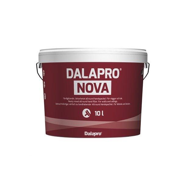 Super Vælg DalaPro Sandspartel Nova Medium 10 ltr. ✓ Tilbud her QF43